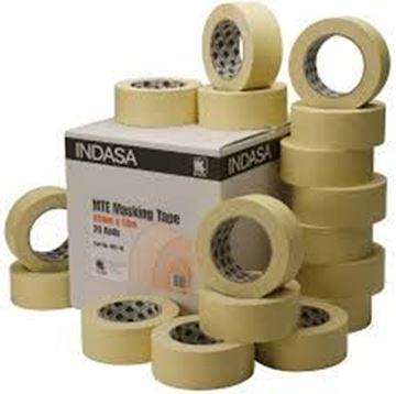 Picture of Masking Tape 50mm Carton 20 rolls