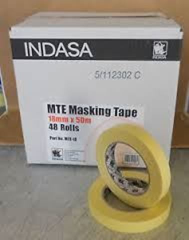 Picture of Masking Tape 25mm Carton 36 rolls
