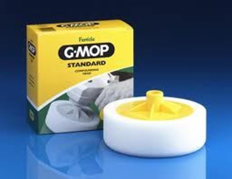 "Picture of 6"" Standard G-Mop Compound"