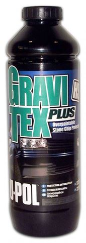 Picture of Upol Gravitex Black 1ltr