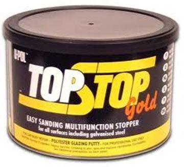 Picture of Upol Top Stop Gold Finishing Stopper