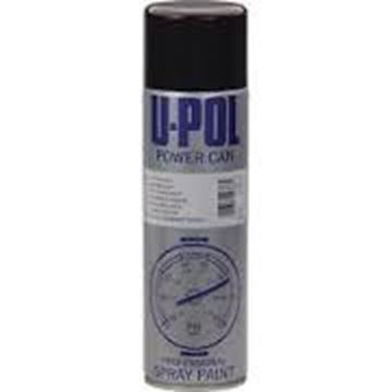 Picture of Upol Satin Black Power Can
