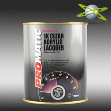 Picture of PROX CLEAR LACQUER RFU