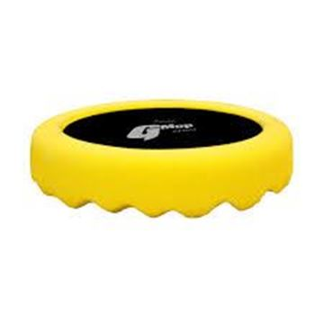 """Picture of Farecla 6"""" G-Mop Yellow Waffle Pad pk2"""