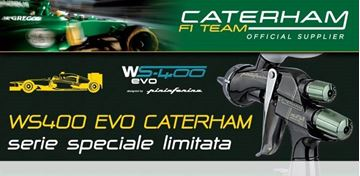 Picture of ANEST IWATA WS-400 EVO CATERHAM